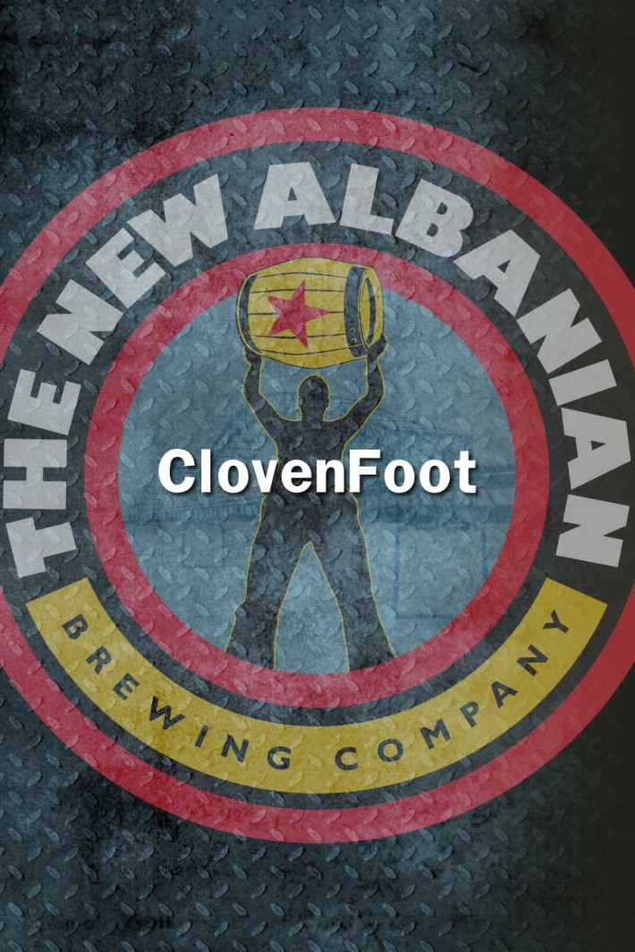 ClovenFoot