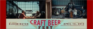 Bloomington Craft Beer Week 2013