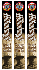 Houndmouth Tap Handles