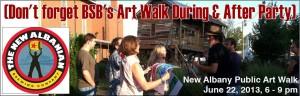 Art Walk Party 2013