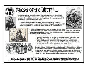 Ghosts of the WCTU