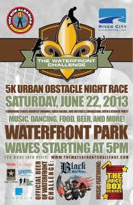 Waterfront Challenge 2013