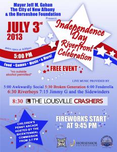 July 3 flyer 2013
