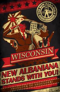 Wisconsin Poster 2011