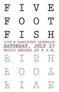 Five Foot Fish