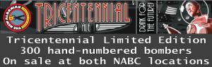 tricentennial slider