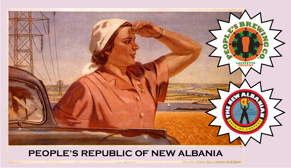 Peoples Republic of New Albania